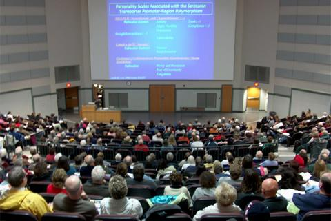 Lectures on the Frontiers of Science