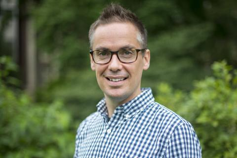 Andrew Smye, assistant professor of geosciences at Penn State
