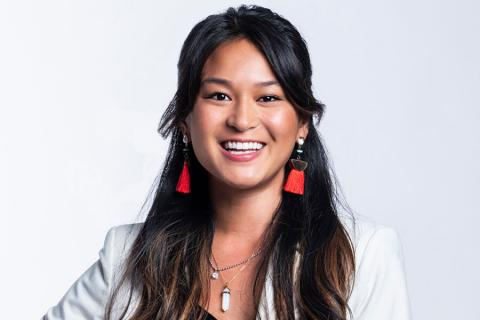 Melissa Lee, founder and CEO of The GREEN Program