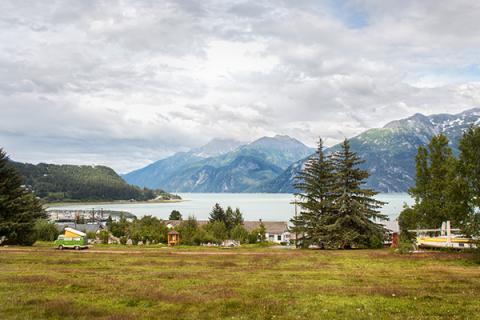 Alaskan coastal Indigenous communities are facing severe environmental changes