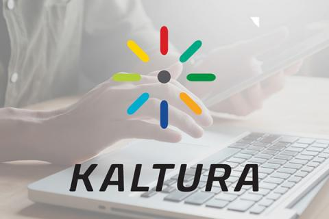 Kaltura, Penn State's new media management and storage platform seamlessly integrates with Canvas