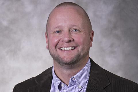 R. Allen Kimel, associate teaching professor of materials science and engineering