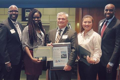 Multicultural Resource Center Awards