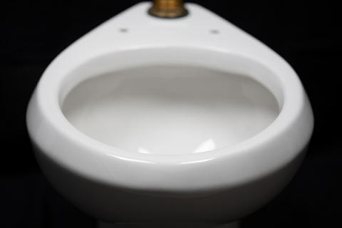 Penn State researchers developed a method that dramatically reduces the amount of water needed to flush a conventional toilet