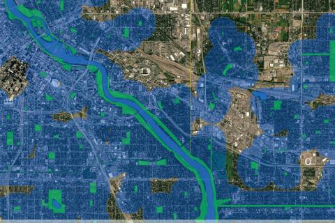 Penn State launches new master's degree in spatial data science