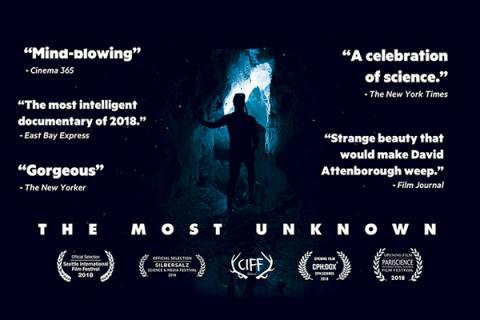 """""""The Most Unknown"""" is an innovative documentary that explores some of the universe's toughest questions."""