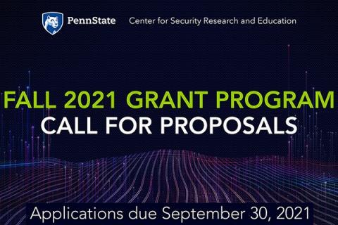 Fall 2021 Grant Program