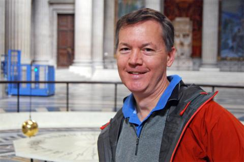 Chris Forest has been named a Senior Fellow for Project Drawdown