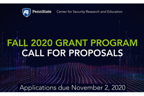 University faculty and researchers are eligible to apply by November 2, 2020