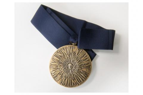 The Penn State Faculty Scholar medal