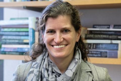 Erica Smithwick, distinguished professor of geography