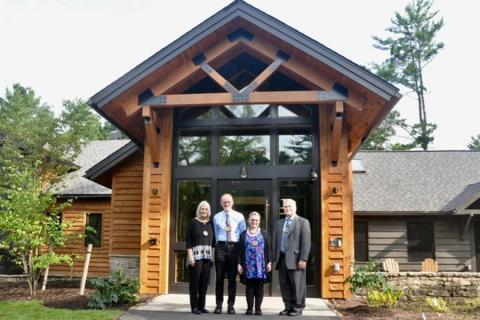 Rededication for Shaver's Creek Environmental Center