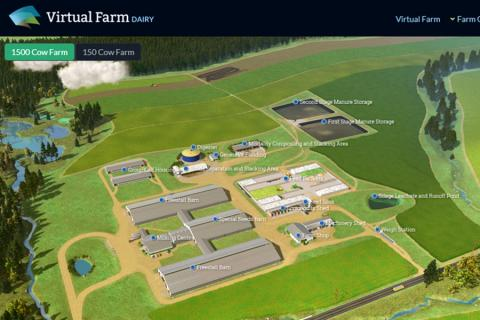 """A new website is a """"one-stop shop"""" for dairy sustainability information."""