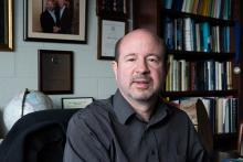 Michael Mann, distinguished professor of atmospheric science and director of the Earth System Science Center at Penn State.