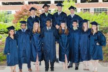To date, the Millennium Scholars Program at Penn State has graduated two classes