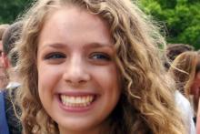 Penn State senior Hannah Pohlmann has been awarded the Astronaut Scholarship.