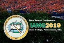 IAMG conference