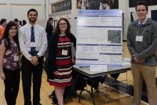 College of Engineering students put their hard work on display at the spring 2019 Capstone Design Project Showcase