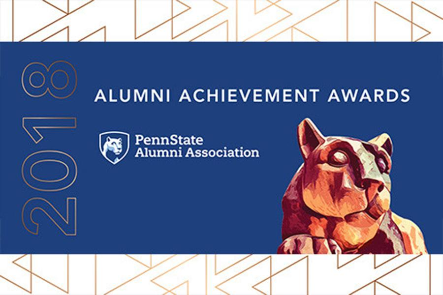 The Penn State Alumni Association will honor 10 prominent young alumni at the Alumni Achievement Awards on March 23.