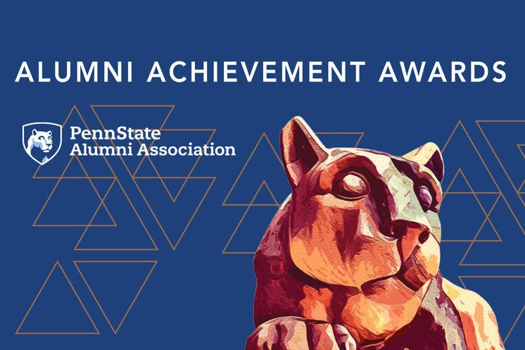 The Penn State Alumni Association will recognize 16 outstanding Penn Staters during a virtual ceremony on Tuesday, April 13.