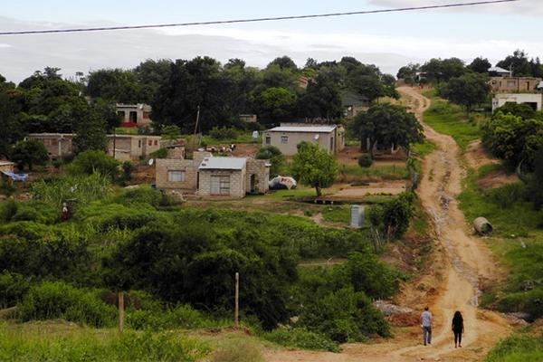 Schoemansdal, a village in South Africa