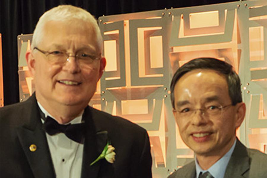 Zi-Kui Liu, distinguished professor of materials science and engineering