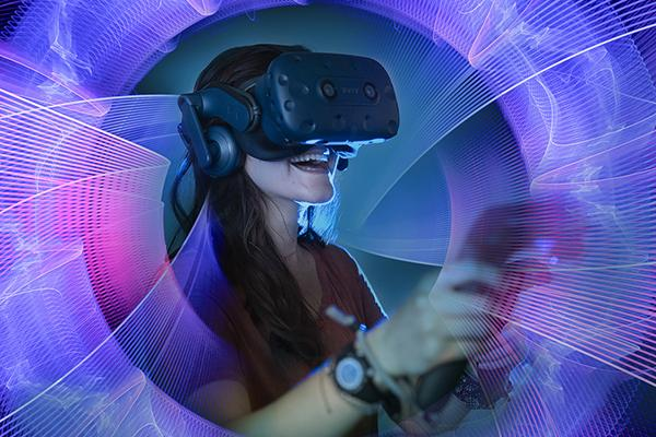 The Center for Immersive Experiences will increase access to virtual reality, augmented reality