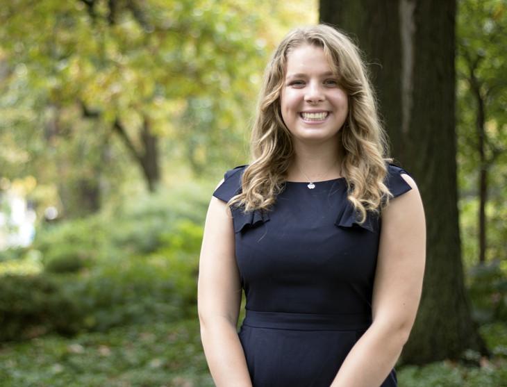 Schreyer Honors Scholar Hannah Pohlmann