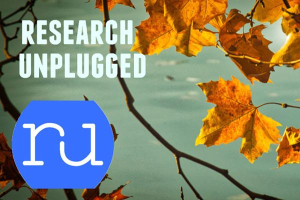 Research Unplugged, the popular conversation series with Penn State researchers, begins Oct. 3 in in Schlow Library