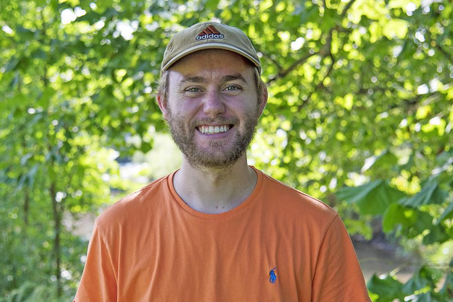 Andrew Shaughnessy was awarded a 2019 NSF Graduate Research Fellowship