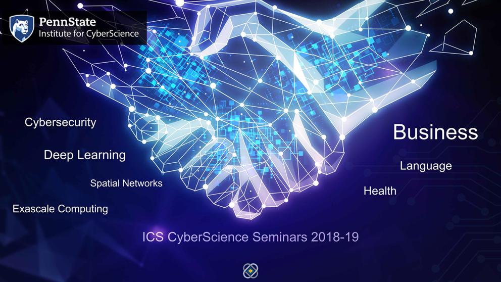 ICS seminar series