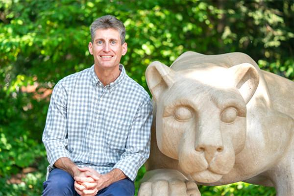 Jon-Paul Maria, professor of materials science and engineering at Penn State, has been elected a fellow of ACS