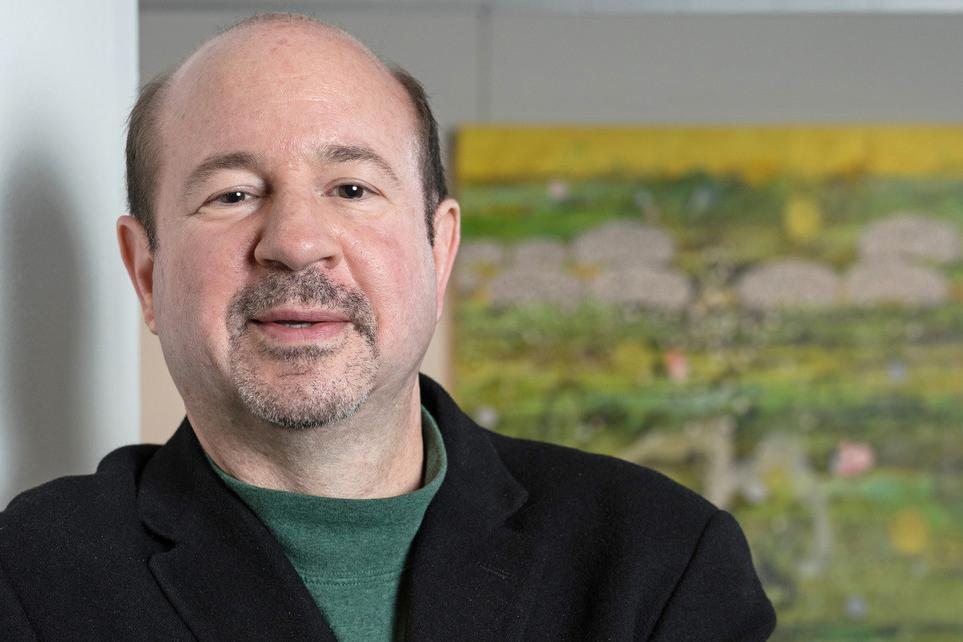 Michael Mann, distinguished professor of atmospheric sciences