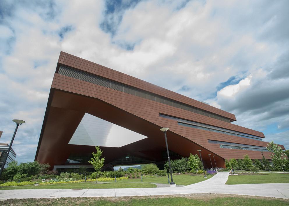 he Millennium Science Complex on Penn State's University Park campus