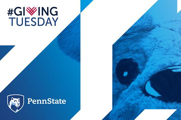 The College of Earth and Mineral Sciences and Penn State are participating in the 2019 Giving Tuesday