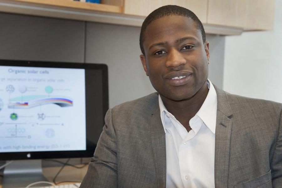 Ismaila Dabo is an assistant professor of materials science and engineering at Penn State.