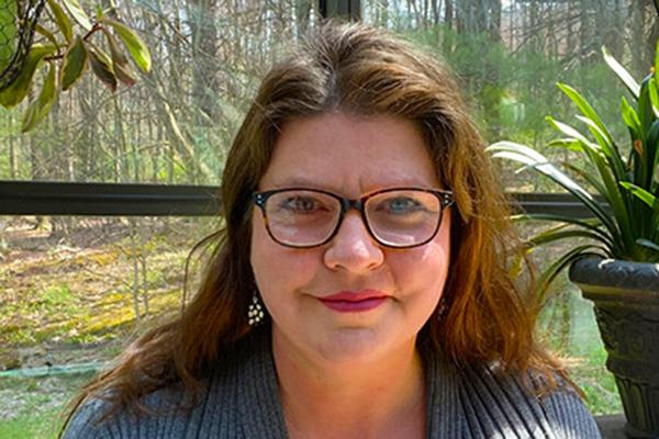 Beth King, associate teaching professor and assistant program manager of the online geospatial education program