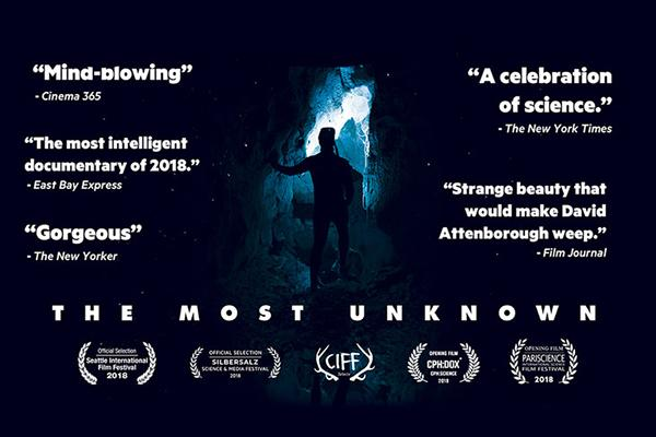 """The Most Unknown"" is an innovative documentary that explores some of the universe's toughest questions."