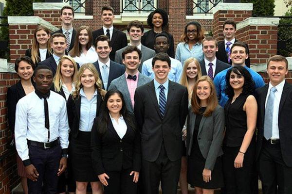 Presidential Leadership Academy 2017 class