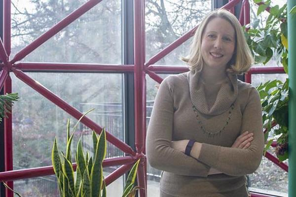 Jacqueline O'Connor is the inaugaral director of the Center for Gas Turbine Research, Education, and Outreach