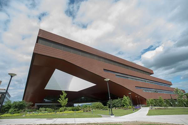 The Millennium Science Complex on Penn State's University Park campus.