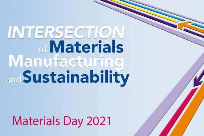 Penn State's annual Materials Day, to be held Oct. 12-13