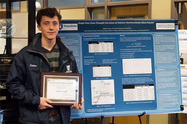 Undergraduate poster exhibition
