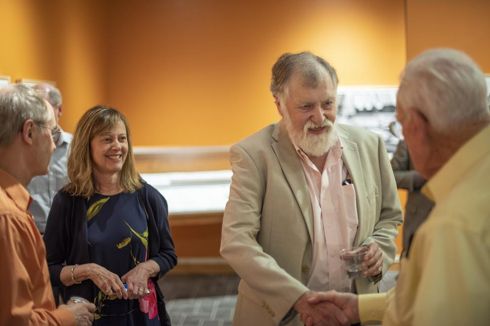 Russell Graham will retire May 31 after more than 40 years in the museum business.