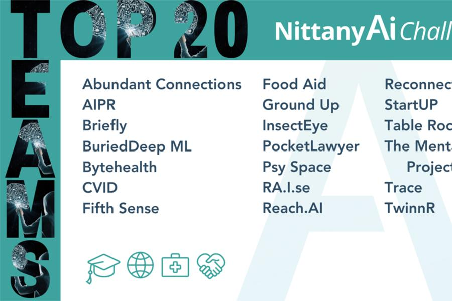 Nittany AiChallenge