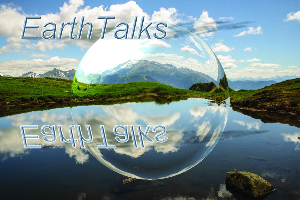Earth Talks logo