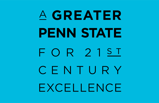 A Greater Penn State campaign