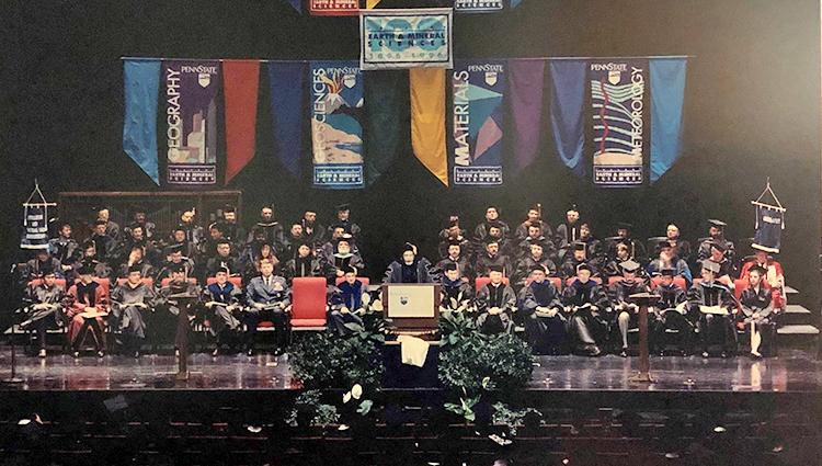 Centennial graduation
