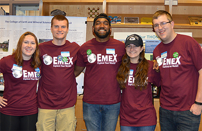 students at EMEX